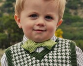 Retro Pointed Bowtie Pattern (PDF File)