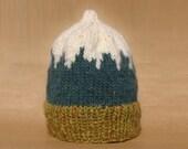 Warm GLACIER HAT from Icelandic wool