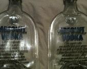 Bernd Friedl's Custom Bottles