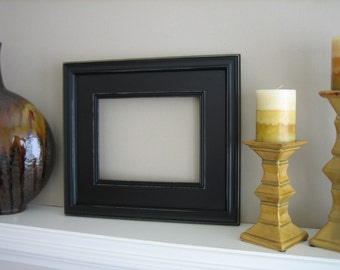 20x20 Picture Frame / Black or White on Plein Air