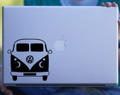 VW Bus  Macbook Decal / Vinyl Decal / Laptop Decal