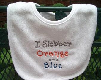 University of Florida Baby Bib