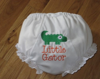 Little Gator Diaper Cover
