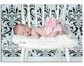 Newborn Diaper Cover- Light Pink