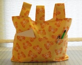 Tote Bag with Pockets for Walkers Strollers etc
