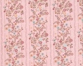 SALE Blush By Basic Grey For Moda, Admire Print in Sweetie Pink, 1 Yard