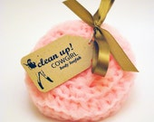 clean-up cowgirl body loofah and exfoliater