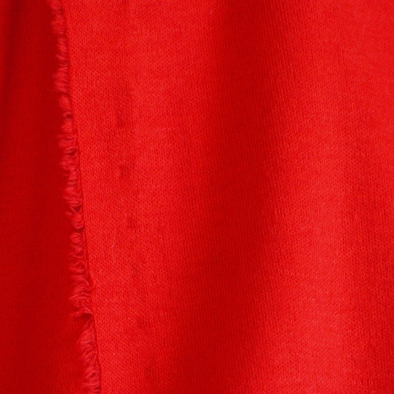 FABRIC20 KNIT JERSEY Cotton Primary Red 62 x 28 9-oz