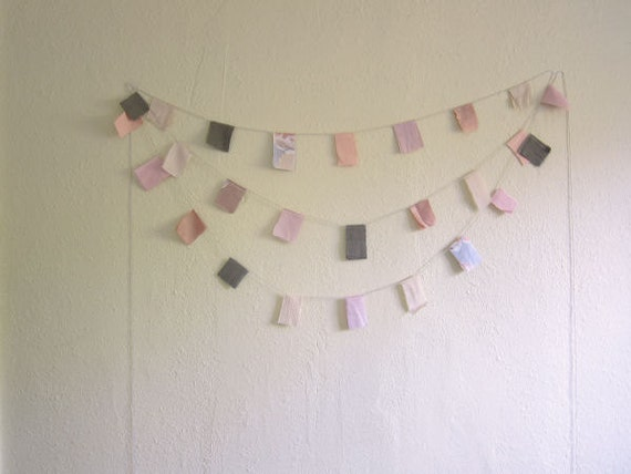 jump rope square bunting banner