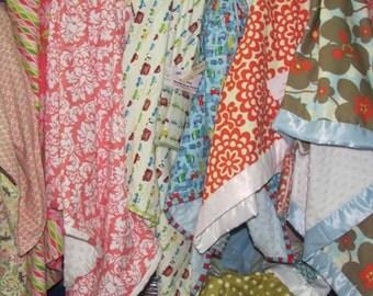 30 x 36 Everyday / Crib Blanket - Design Your Own