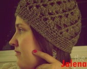 The Jalena Hat - Adult Ladies in Barley