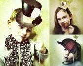 Alice in Wonderland Photo Props *Digital Files*