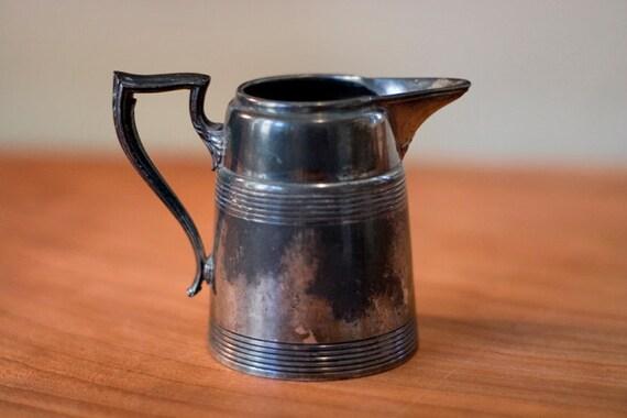 Vintage Silver Creamer - Knickerbocker