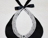Beaded Detachable Peter Pan Collar