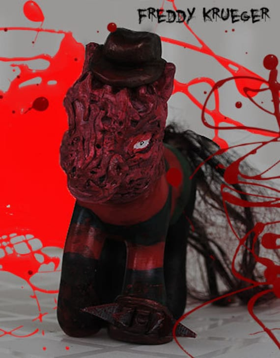 My Little Pony Freddy Krueger