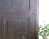 antique secret door