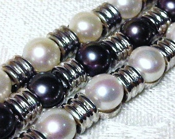 Sale - Pearl Tennis Bracelet