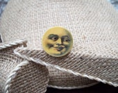 Face on the moon Ring