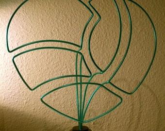 Wire Segmented Heart