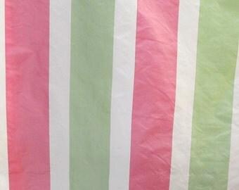 Fabulous Silk Taffeta stripe -exquisite