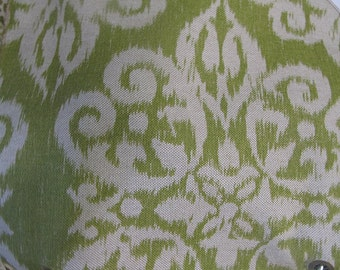celery green curtain – Etsy