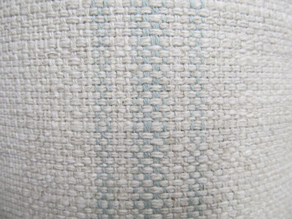 FRENCH LAUNDRY Parisian Stripe Spa railroaded fabric