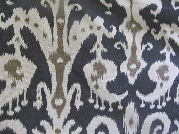 Ikat Casbah Mink Home Decor Multipurpose Fabric From