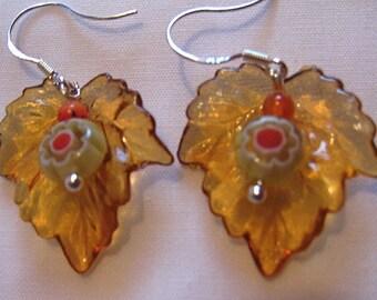 Maple Sugar Earrings (E267)