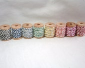 Bakers Twine FAVORITE FOUR PACK Pick Your favorite 4 colors