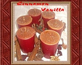 Buy 5 Get 1 Free Cinnamon Vanilla Votive Candles 6 Pack