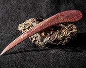 Purpleheart Wood Letter Opener - Wounded Warrior Project - 100% proceeds