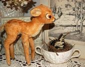 Vintage Steiff Bambi Deer