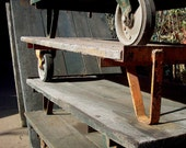 Vintage Colson Industrial Warehouse Carts