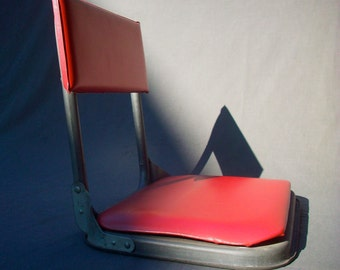 Vintage Stadium Seat / Folding Seat