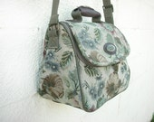 American Tourister Vintage Tapestry small Travel Bag