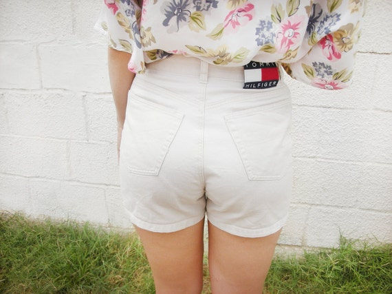 Vintage denim Tommy Jeans shorts