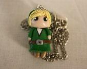 Legend of Zelda Necklace - Link