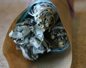 3-pack white sage smudge sticks, 4 inches each