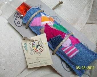 Party Pack- The Original eco friendly patchwork Popsicle Poncho by Claudia Fill