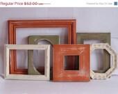 SALE - 20% off - Hermitage Frame Collection, 6 Frames