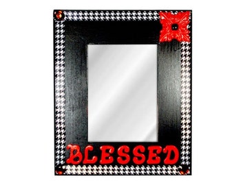 Christian Decorative Mirror, Blessed