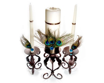 Custom Unity Candles or Candle Holders
