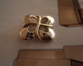 Vintage Gerry's Gold Toned Brooch