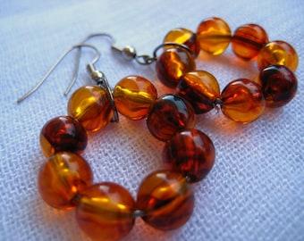 Colors of Fall Earrings
