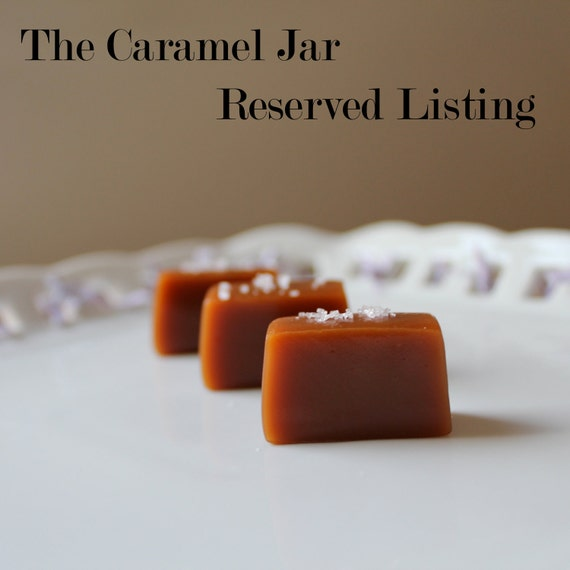 Fleur de Sel Caramel Wedding Favors in Eco Friendly White Glassine ...