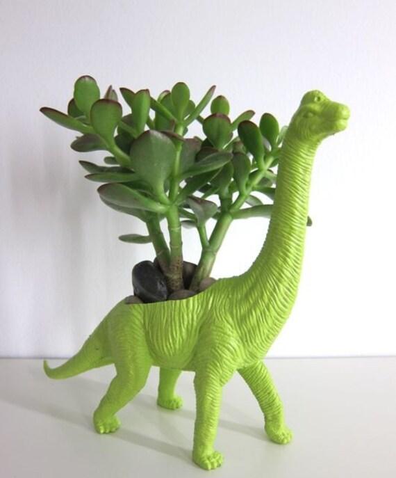 Wilson The Brachiosaurus Planter Succulent