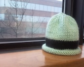New Style - Baby BossaNova Series Roll Up Newborn Knitted Hat - READY TO SHIP