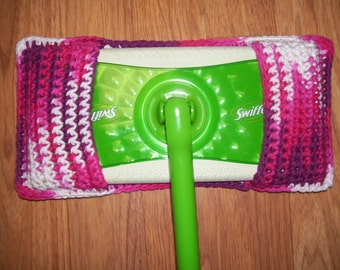 Crochet Swiffer Cover