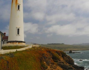 LIGHTHOUSE PHOTOGRAPH, Available in various sizes