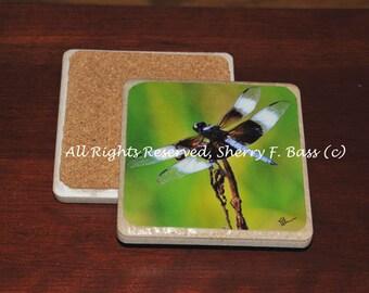 Original Dragonfly Coasters